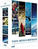 Coffret Yann Arthus-Bertrand-Planète Océan + La Soif du Monde + Home +...