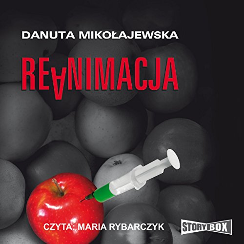Reanimacja audiobook cover art