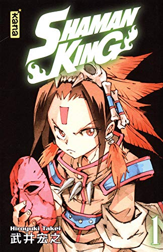 Shaman King Star Edition, tome 1