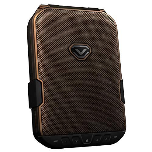 Vaultek LifePod Humidor Cigar Lock Box Waterproof Travel Case Rugged Electronic Lock Box Portable Travel Cigar Case with Backlit Keypad (Humidor)