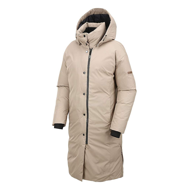 [モンベル] Mont-bell Women`s STORMER Down Coat Jacket レディースダウンコート ダウンジャケット Beige ML3BWWDC901 [並行輸入品]