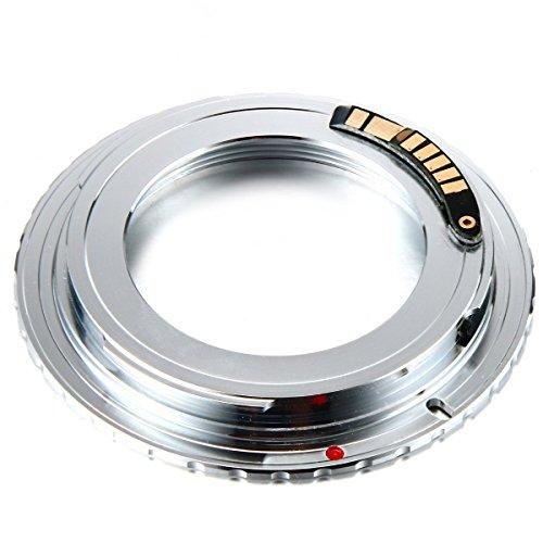 EMF AF Confirm Adapter Ring anello adattatore Per M42 Lens a Canon EOS 70D 600D 700D Camera DC 632