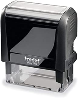 4913T 4953 3 cartucce di inchiostro 6//4913 blu per timbri Trodat 4913