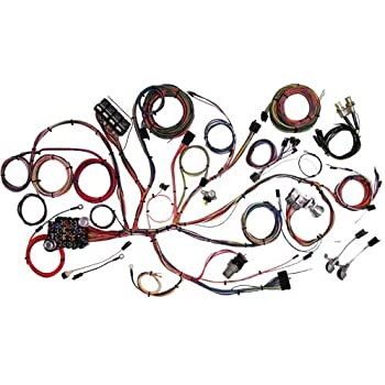 [SCHEMATICS_48EU]  Amazon.com: American Autowire 510125 Wiring Harness for Ford Mustang:  Automotive | 1966 Mustang Wiring Harness Kit |  | Amazon.com