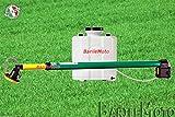 Pompa/Micronizzatore Elettrico a Batteria ATTILA TELESCOPICA 10 Litri Diserbo