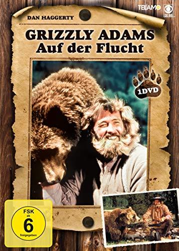 Grizzly Adams auf der Flucht