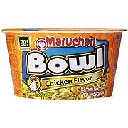 Maruchan Bowl Chicken, 3.31 Oz, Pack of 6