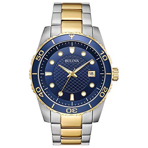 Bulova Dress Watch (Model: 98A200)