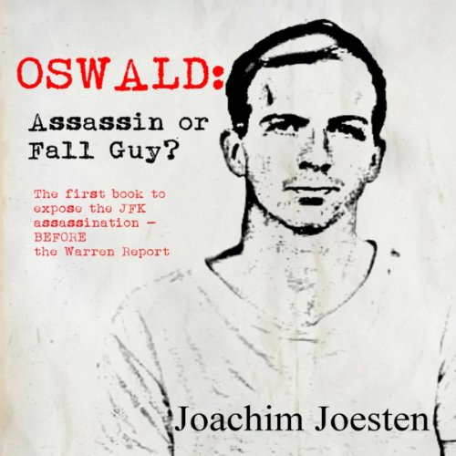Oswald  audiobook cover art