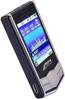 Blesiya 4GB MP4 MP3 Music Media Video Player Slim 1.8inch LCD FM-Radio Recorder