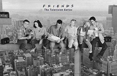 póster friends fabricante Frame USA