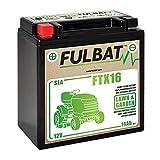 Fulbat - Rasenmäher Batterie YTX16 / YTX16-BS 12V 14Ah - 532 43 71-57 ; 53243715
