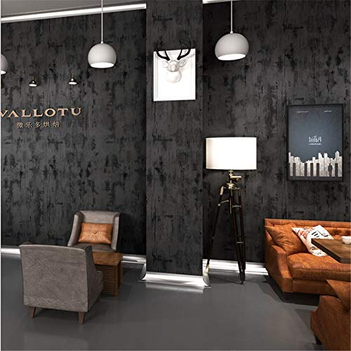 3D Wallpaper Scroll Wandbild PVC Plain Textured Loft Industriedesign Tapete 20,8