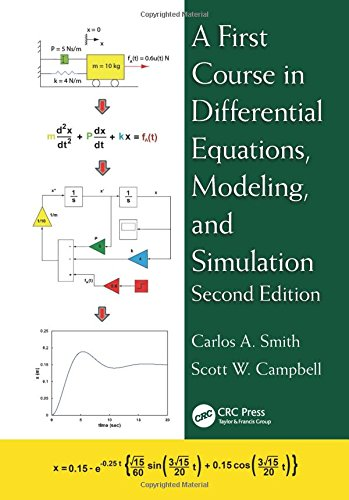 A First Course in Differential Equations, Modeling, and Simulation