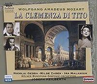 モーツァルト:歌劇「皇帝ティートの慈悲」
