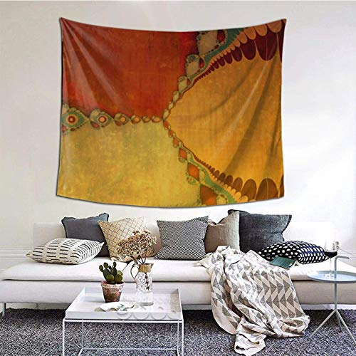 Tapestry Wall Hanging,Southwestern Sunset Tapestry 60X50 Inches Boho Wall Art Tapestries Hanging for Dorm Room Living Home Decorative