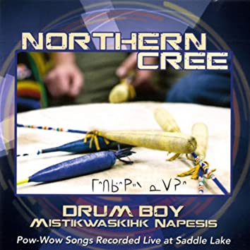 Mistikwaskis Napesis - 'Drum Boy'