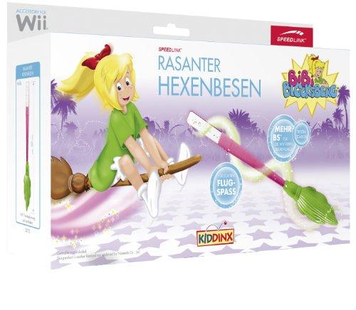 Nintendo Wii - Rasanter Hexenbesen