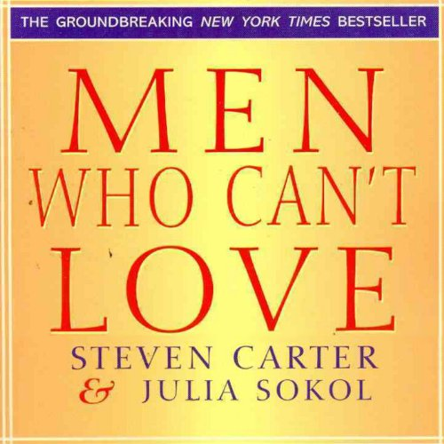 Couverture de Men Who Can't Love