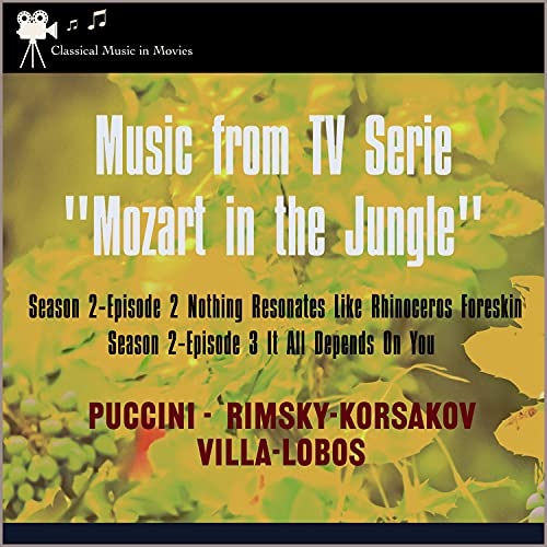 Beethoven; Symphony No. 9 In D Minor, Op. 125 'Choral': II. Molto Vivace (From Tv Serie: 'Mozart in the Jungel' S2, E2 Nothing Resonates Like Rhinoceros Foreskin)