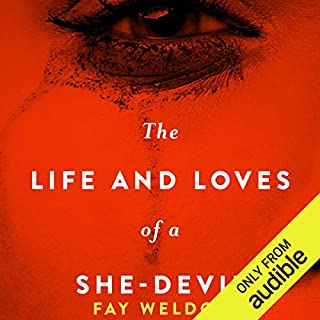 The Life and Loves of a She-Devil audiobook cover art
