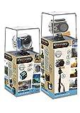 Discovery Adventures - Pack Sport Discovery 360º (visión Gran Angular + WiFi) + cámara Full HD (con WiFi Incorporado) [5 años de garantía]