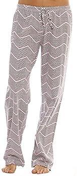 Just Love Women Pajama Pants Sleepwear 6324-PNK-10036-M