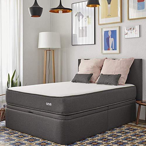 MAXCOLCHON Colchón viscoelástico Just Sleep One (105x200 cm)