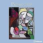 Art Calendar - Picasso 2020 Square Wall Calendar de Pablo Picasso