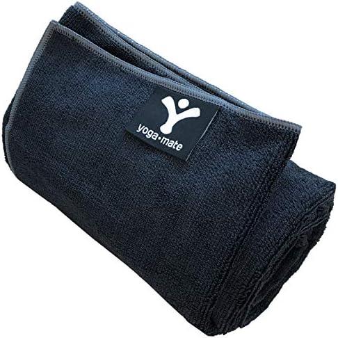 The Perfect Yoga Towel Super Soft Sweat Absorbent Non Slip Bikram Hot Yoga Towels Perfect Size product image