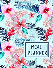 Meal Planner: Weekly Menu Planner and Shopping List Workbook, Diet Slimming Weight Loss Diary, Special Dietary Requirements Notebook Journal, Track ... List, Food Planner, Dietary Journal, Calendar