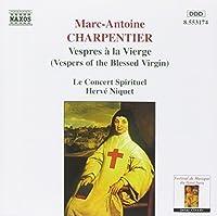 Charpentier - Vespres テ la Vierge / Le Concert Spirituel ツキ Niquet (1995-10-24)