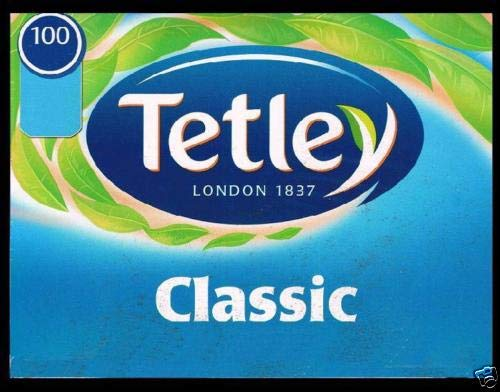 TETLEY Tee - Everyday Teepads Tea Pads 100 x Teebeutel