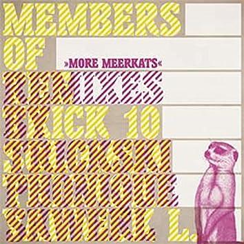 Members Of The Trick 10: More Meerkats
