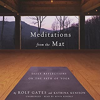 Meditations from the Mat audiobook cover art