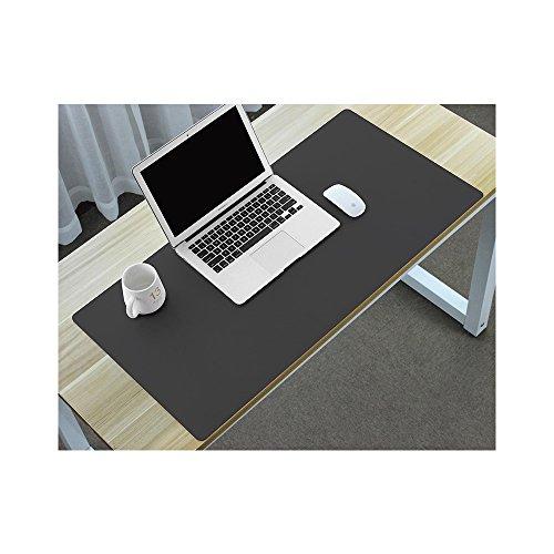 Office Comfort leren muismat - muis/schrijftafel- bureaumat - voor bureau en huis - laptop-tafelmat - multifunctionele bureaubegeleider