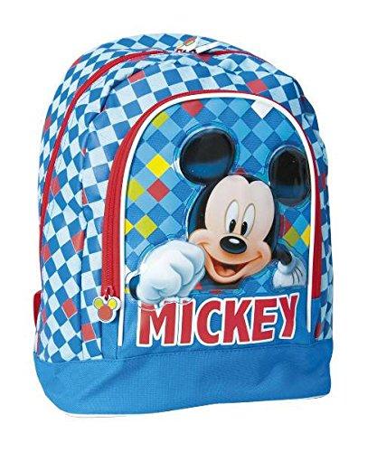 Rugzak kleuterschool Mickey '14 cm 33
