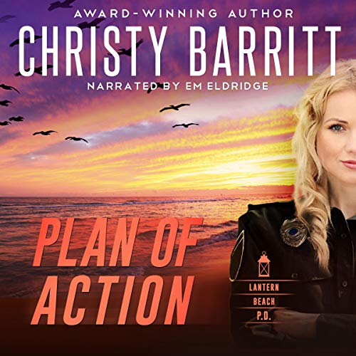 Plan of Action audiobook cover art