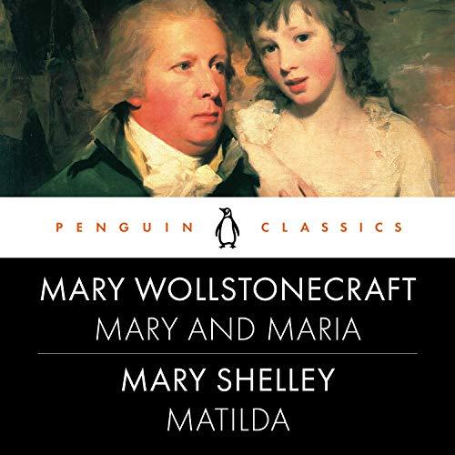 Mary and Maria, Matilda cover art