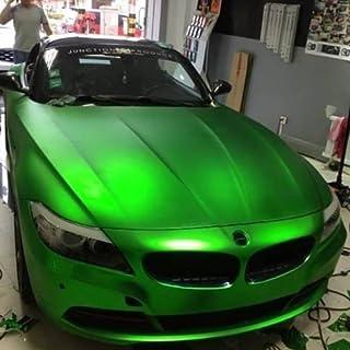 Suchergebnis Auf Für Autofolie Grün Metallic Auto Motorrad