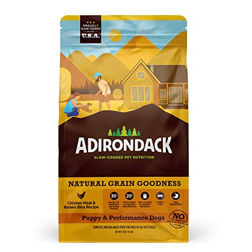 Adirondack Puppy Food for Puppies and Performance...