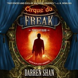 Tunnels of Blood     The Saga of Cirque du Freak, Book 3              著者:                                                                                                                                 Darren Shan                               ナレーター:                                                                                                                                 Ralph Lister                      再生時間: 4 時間  45 分     レビューはまだありません。     総合評価 0.0