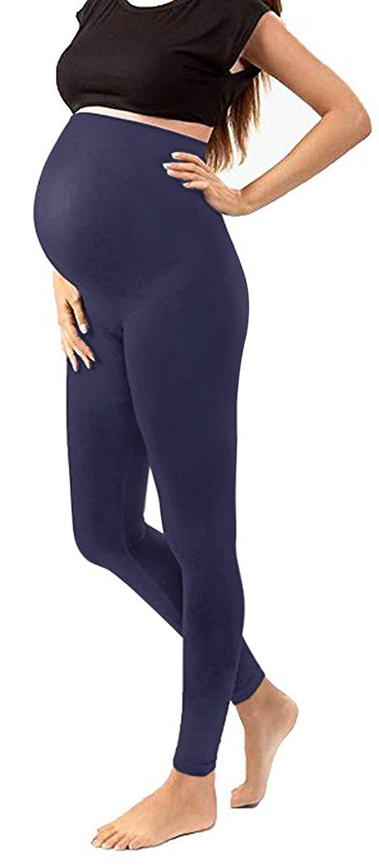 孕妇紧身裤运动装打底裤 健身房衣服打底裤 弹力*服装