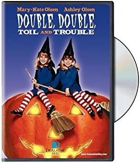 Double Double Toil and Trouble(Rpkg/DVD)