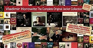Horowitz : The Original Jacket Collection (Coffret 70 CD) (B002P3J3BW)   Amazon price tracker / tracking, Amazon price history charts, Amazon price watches, Amazon price drop alerts