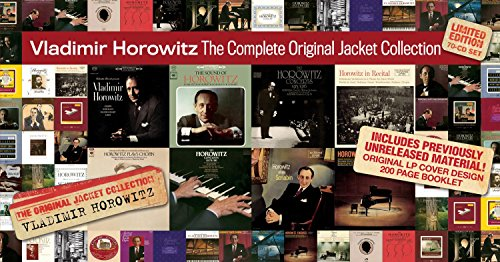 Vladimir Horowitz - Complete Original Jacket Collection