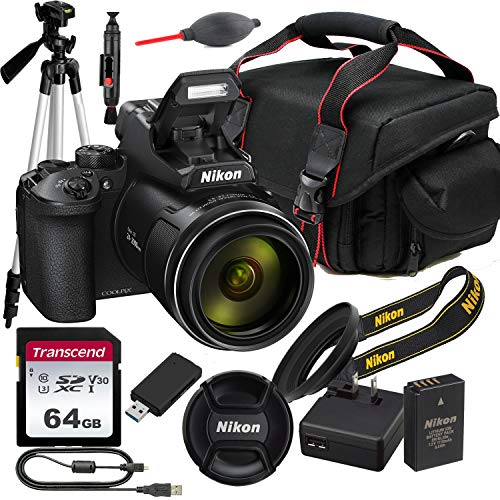 Nikon COOLPIX P950 Digital Camera w/NIKKOR 83x...