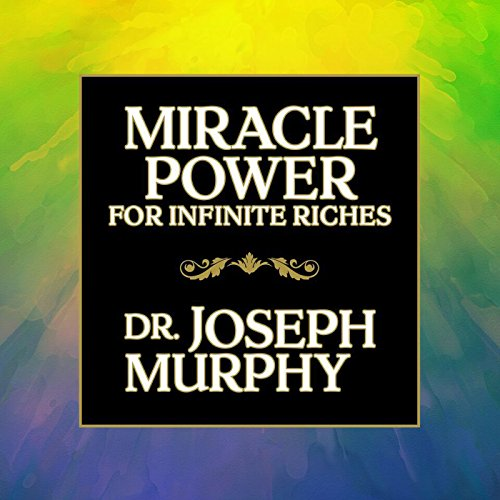 Miracle Power for Infinite Riches cover art