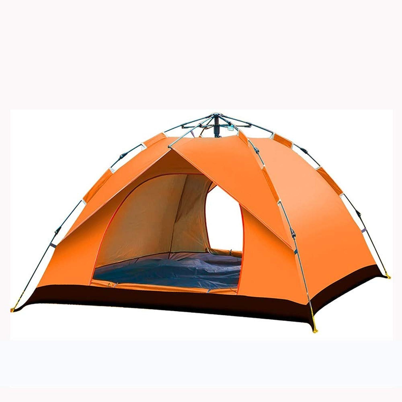 BestUr outdoorlife Zelt Automatisches im im im Freien 3-4 Leute Starkes Regendichtes 2 Leute Einzelnes Kampierendes Camping B07HF7T8T6  Lass unsere Waren in die Welt gehen a5b9a4