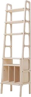 Plywood Project, Bibliothèque du milieu du siècle - 3 étagères + armoire pour vinyles et disques - Contreplaqué de bouleau...